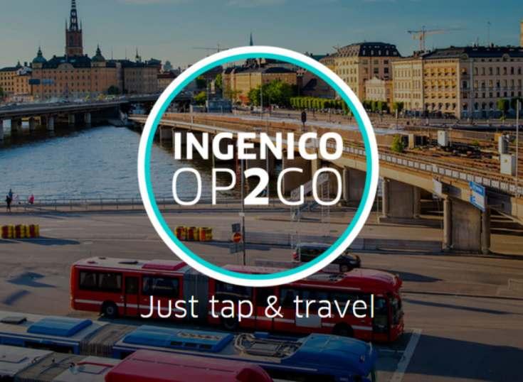 Ingenico presenta OP2GO, su nueva solución de pago abierto para el transporte público