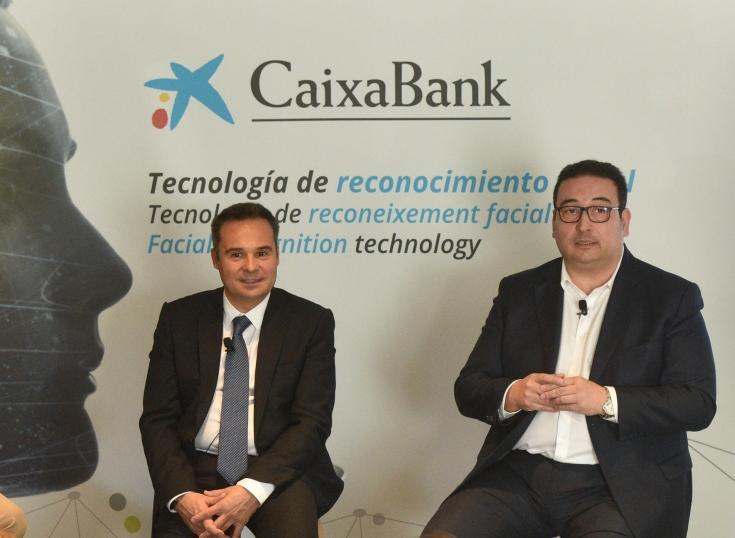 CaixaBank, apuesta fuerte por la biometría
