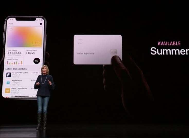 Apple Card, mas cerca de ser una realidad de la mano de Goldman Sachs y Mastercard