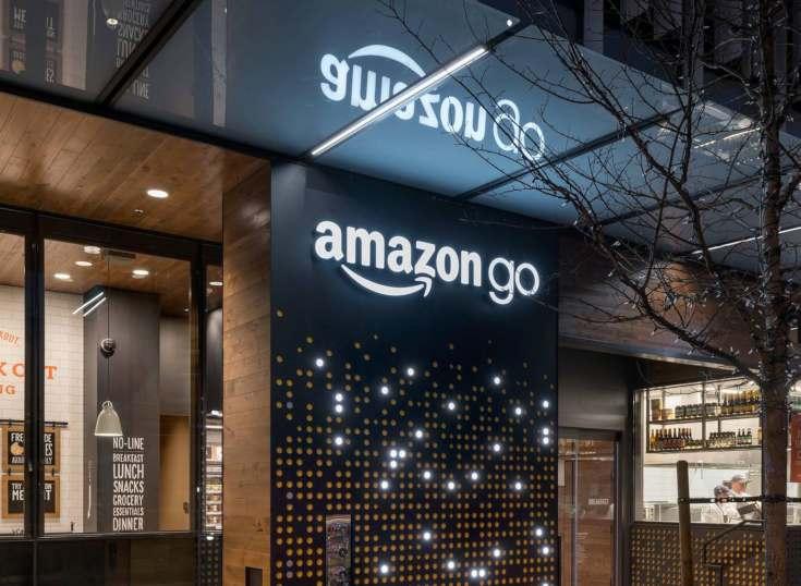 La lucha contra el efectivo no es fácil, incluso en las tiendas de avanzada como Amazon Go