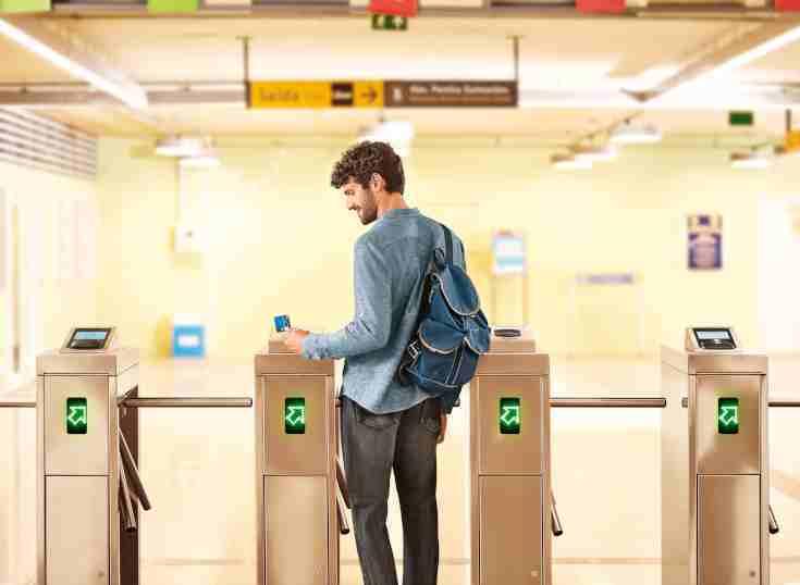 El Metro de Río de Janeiro pasa a aceptar pago contactless Visa