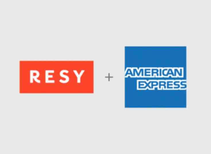 American Express adquiere la plataforma de reservas de restaurantes Resy