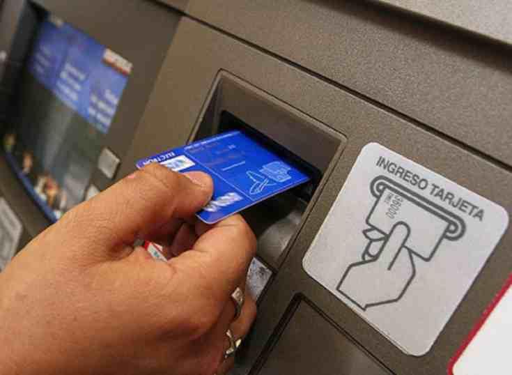 Chile:  reportan clonación de tarjetas bancarias