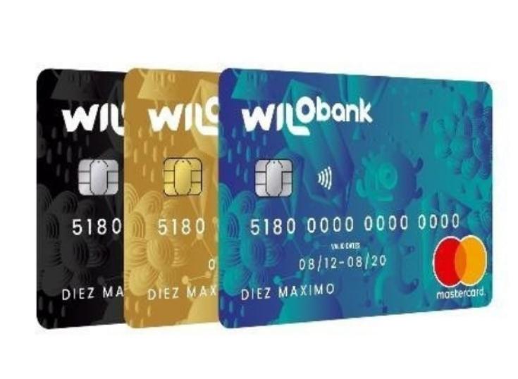 Wilobank lanzó una nueva tarjeta de crédito