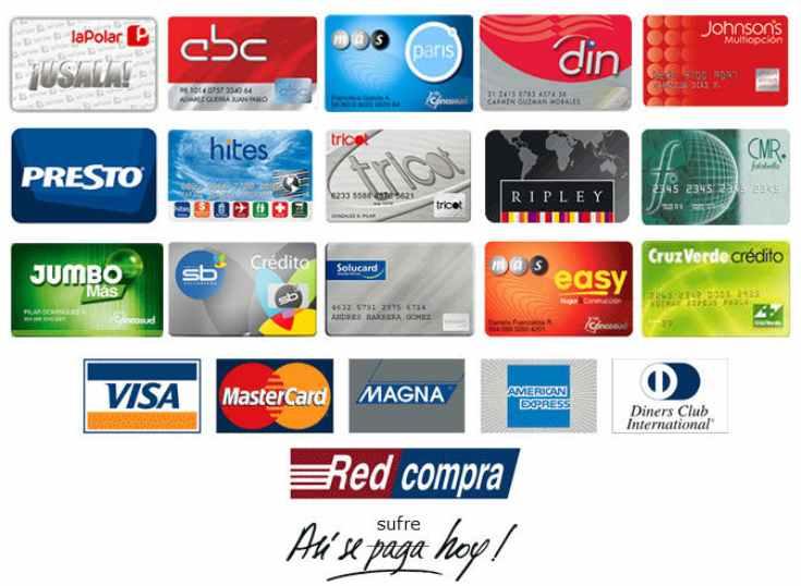 Chile: se reportó la filtración de datos de 41 mil tarjetas de crédito