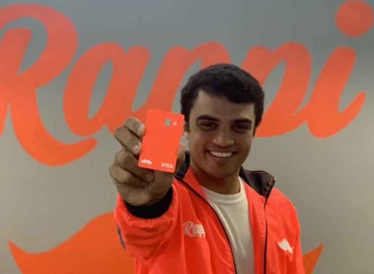Brasil: VISA y Rappi se unen y lanzan tarjeta