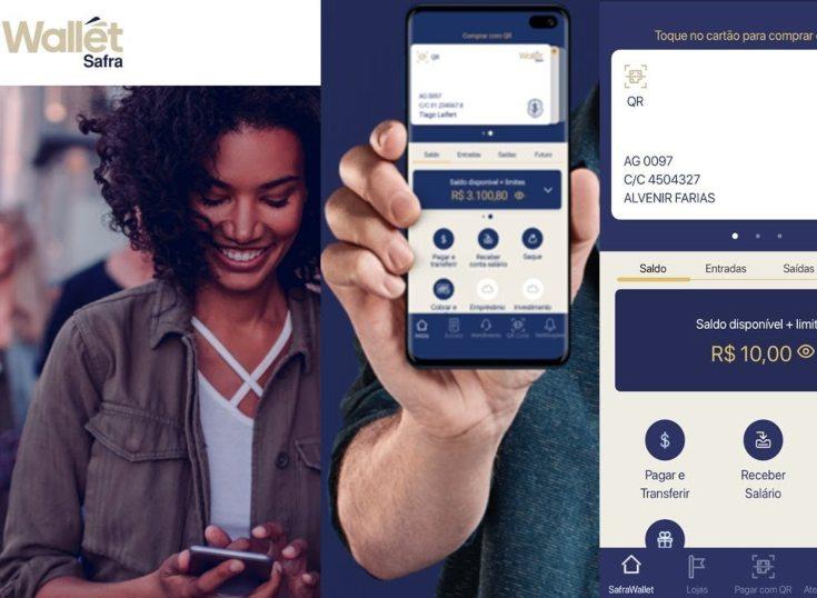 Brasil: Banco Safra anuncia el lanzamiento de SafraWallet
