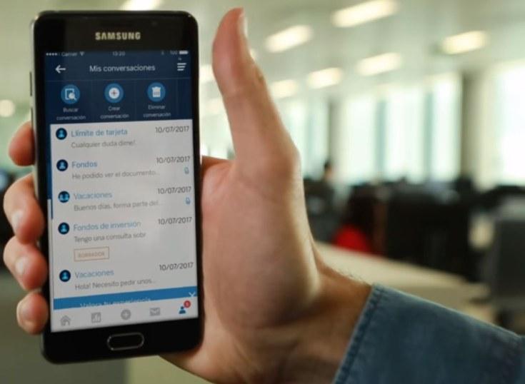 El móvil ya es la opción preferida mayoritariamente por los clientes digitales de BBVA
