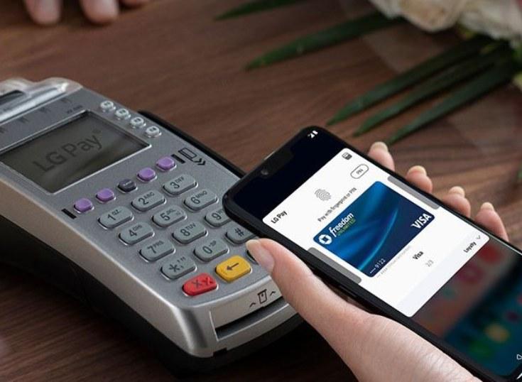 LG Pay llega a EE.UU