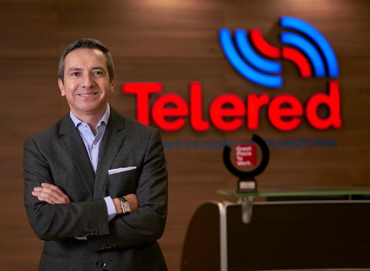 Alexander Acosta, vicepresidente ejecutivo y gerente general de Telered