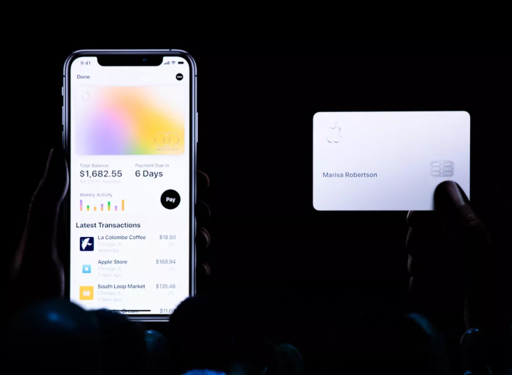 La tarjeta de crédito de Apple y Goldman Sachs ya está disponible
