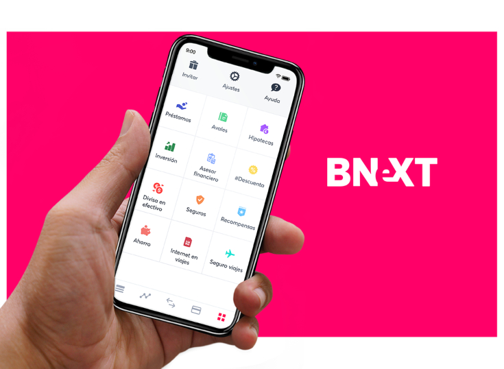 La fintech española Bnext ya mira a México