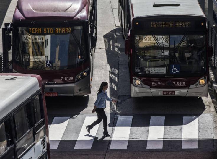 Los pagos electrónicos siguen avanzando en el transporte de Brasil