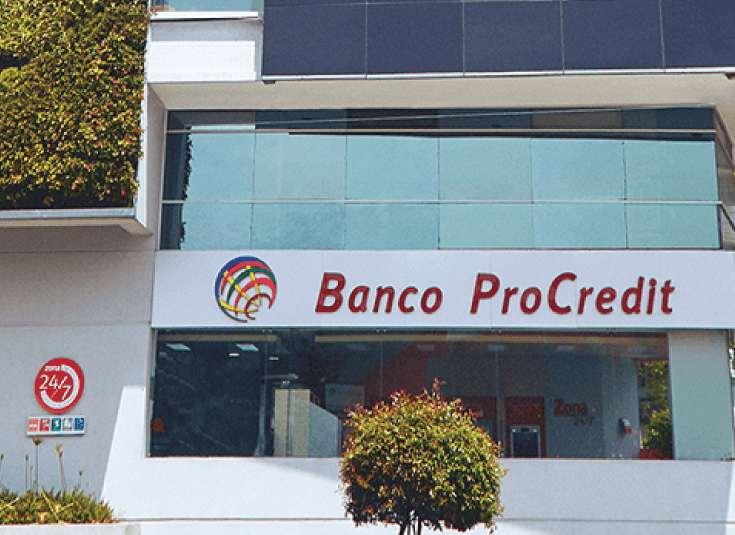 Ecuador: Banco ProCredit blinda sus transacciones