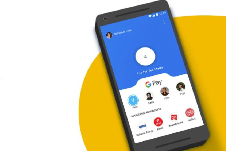 Google Pay pisa fuerte en India