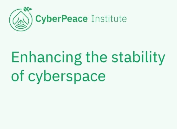 Microsoft, Hewlett Packard, Mastercard y otros fundan el Instituto Cyberpeace