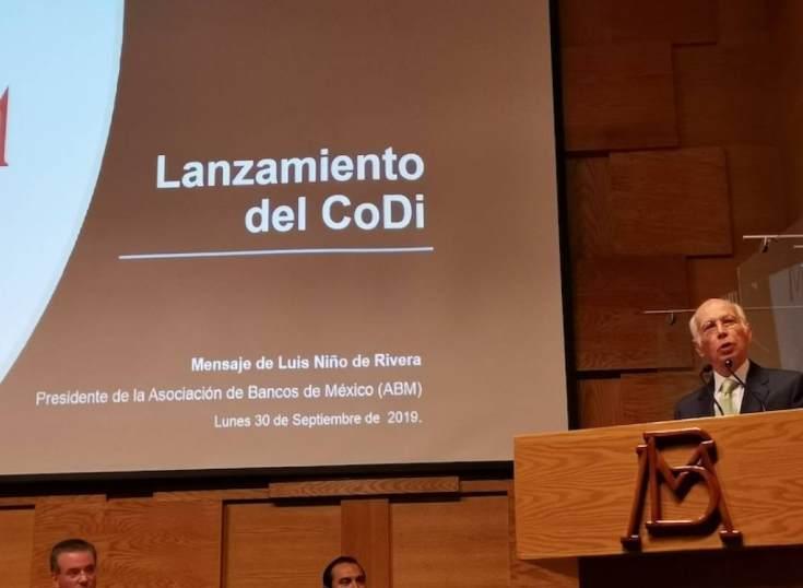 CoDi inició sus operaciones y se espera que lo utilicen 37 millones de personas en 2022