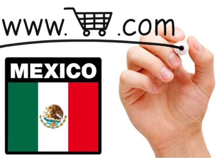 Fuerte crecimiento del comercio electrónico en México