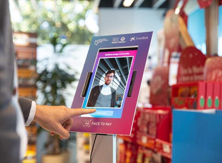 España: Llega la primera tienda de alimentación en la que se paga por reconocimiento facial