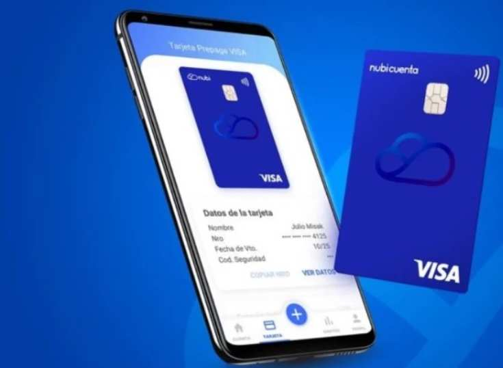 Argentina: Nubi es la primer fintech no bancaria asociada a la marca VISA
