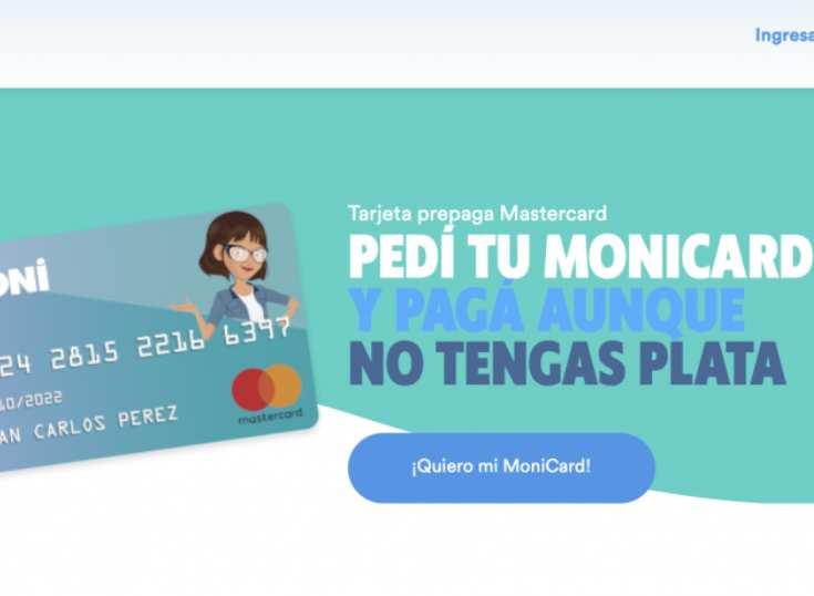 Alianza entre la fintech Moni y Mastercard