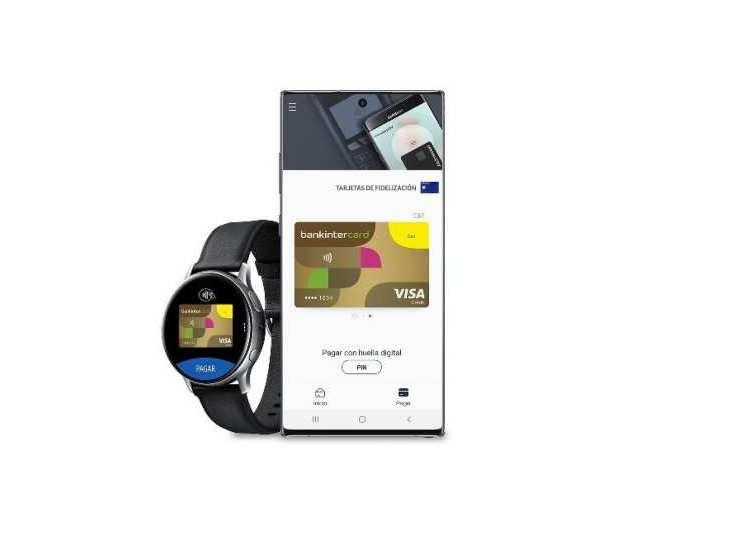 Samsung Pay ahora funciona con Bankinter en España