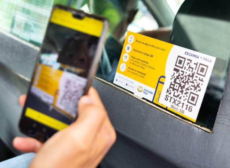 Los taxis en Uruguay aceptarán Mercado Pago como alternativa al POS