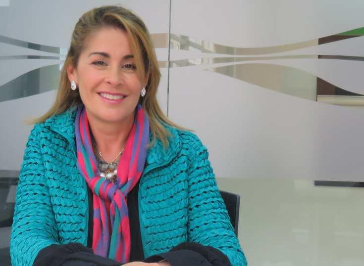Colombia: NCR nombra a nueva  Directora General de Servicios
