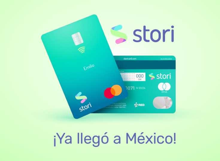 México: la fintech Stori ya aprobó mas de 2 mil tarjetas desde su lanzamiento
