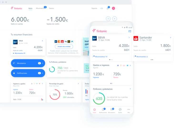 Fintonic y Mastercard desarrollarán juntos nuevos servicios financieros