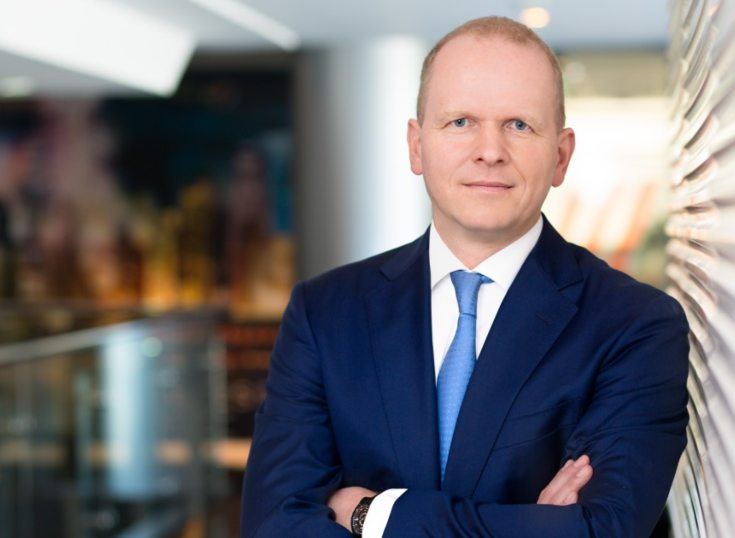 Mastercard tiene nuevo CEO
