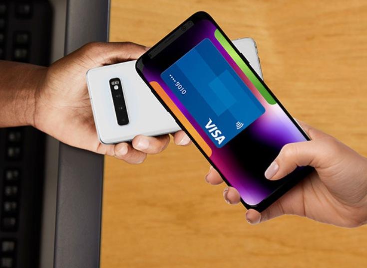 Tap to phone de Visa y Samsung continúa avanzando