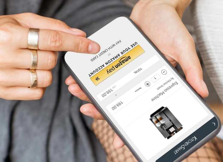 Adyen inlcuye a Amazon en su oferta