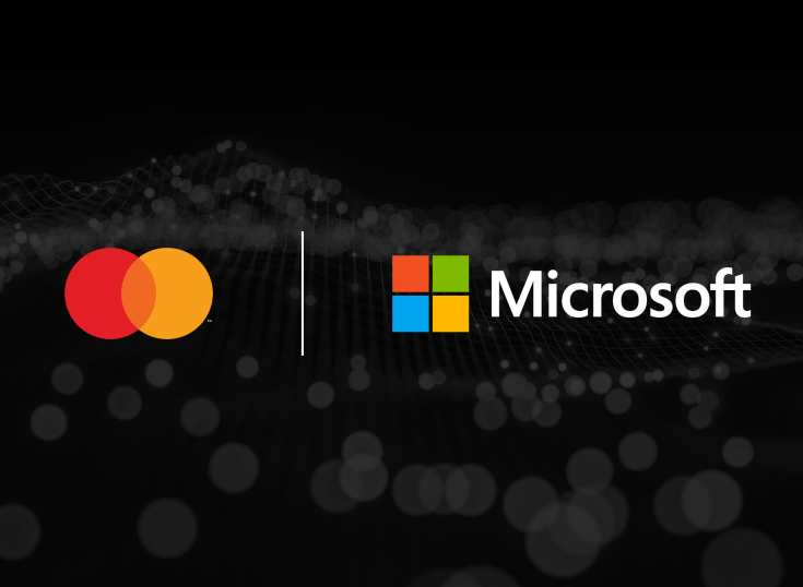 Alianza Mastercard y Microsoft