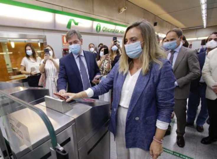 España: Mastercard y Santander impulsan el pago contactless en el Metro de Sevilla