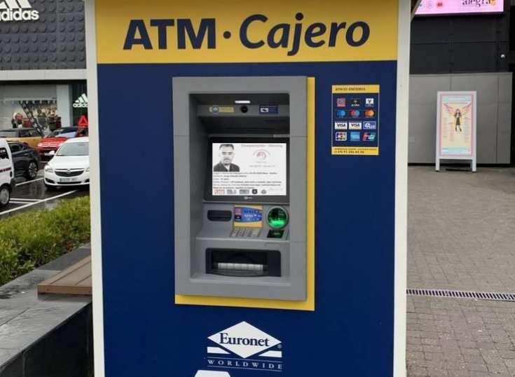 España: la compañía norteamericana Euronet, instalará cajeros en lugares con baja bancarización
