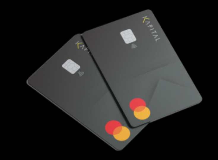 Kapital lanza primera tarjeta de crédito fintech mexicana