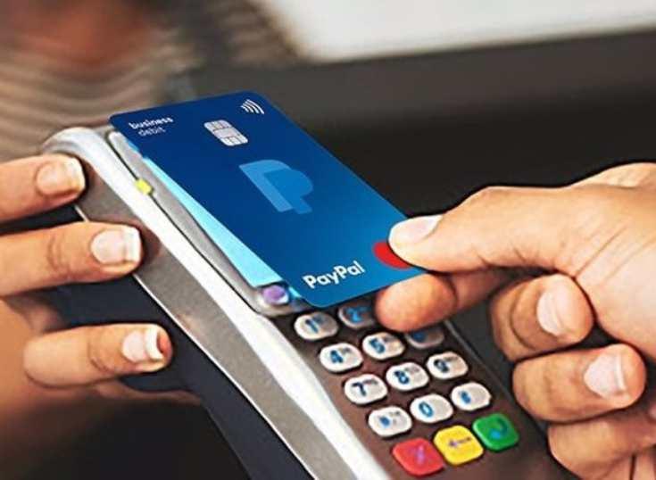 PayPal lanza tarjeta de débito para empresas en España y otros mercados