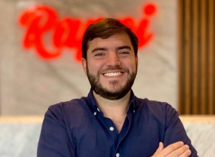 JUAN PABLO ORTEGA CO-FUNDADOR DE RAPPI