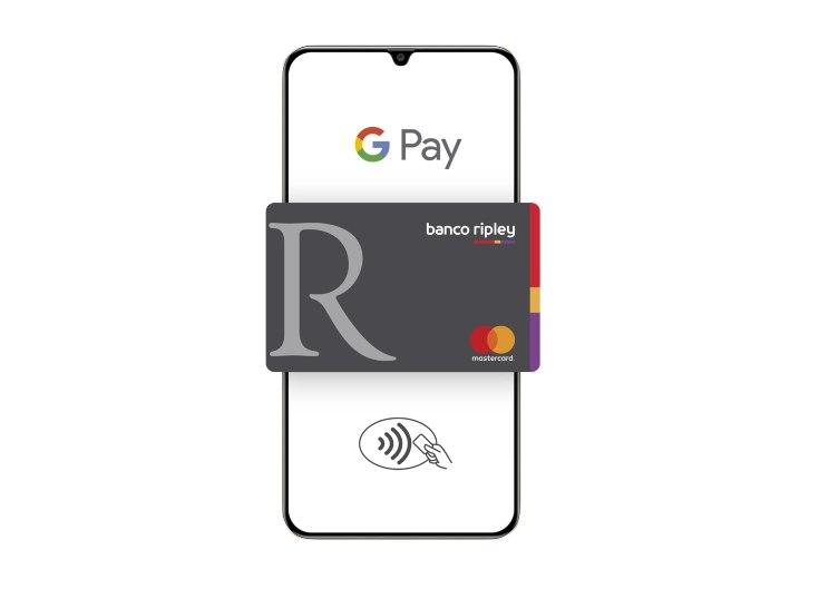 Chile: Banco Ripley cuenta con la primera tarjeta de débito compatible con Google Pay