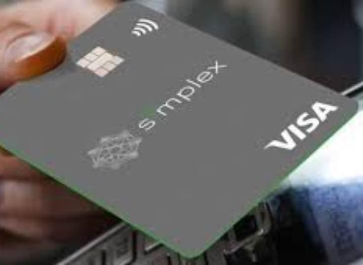 Simplex anuncia alianza con VISA y lanzamiento de nueva tarjeta de débito cripto
