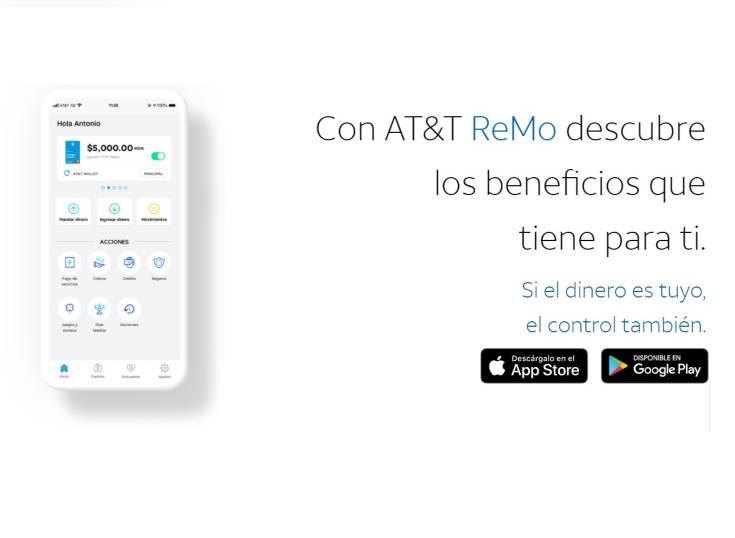 México: AT&T y la fintech Broxel, lanzan su billetera electrónica ReMo