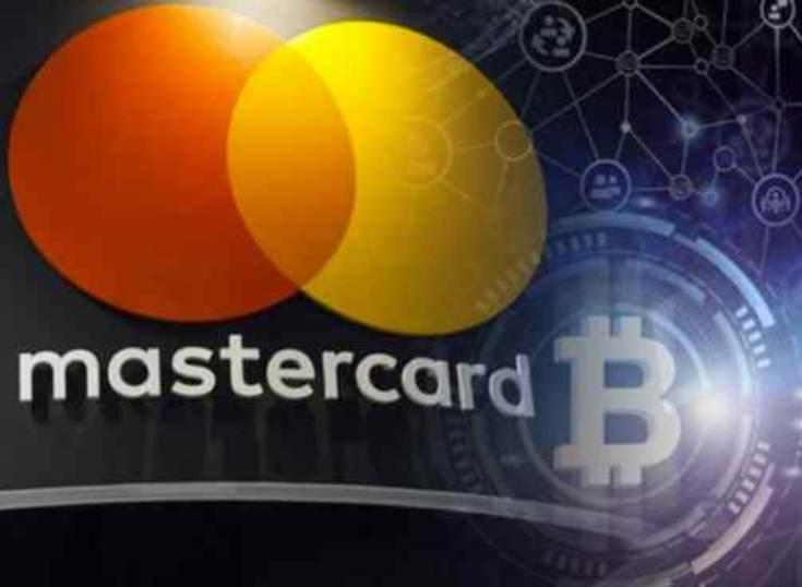 Mastercard no se quiere perder el tren de las criptodivisas