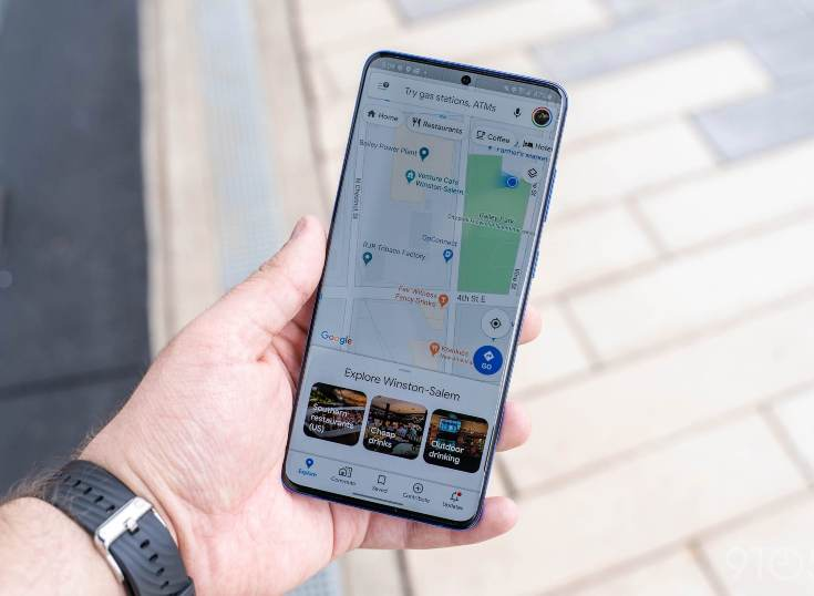Todo en uno: Google Maps integra a Google Pay para determinado tipo de pagos