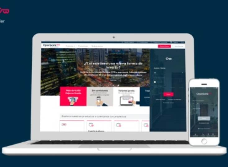 El banco digital de Santander supera el millón y medio de clientes