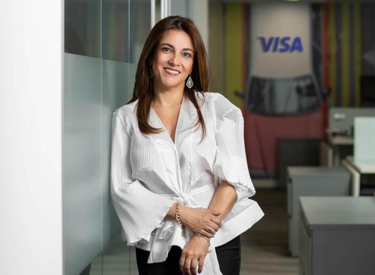 Nueva gerente general de Visa en Colombia