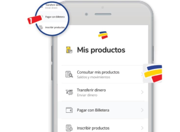 Bancolombia permite pagos NFC desde su APP