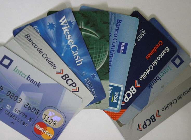 Perú: consumo con tarjetas de crédito creció 51% en mayo, señala BBVA Research