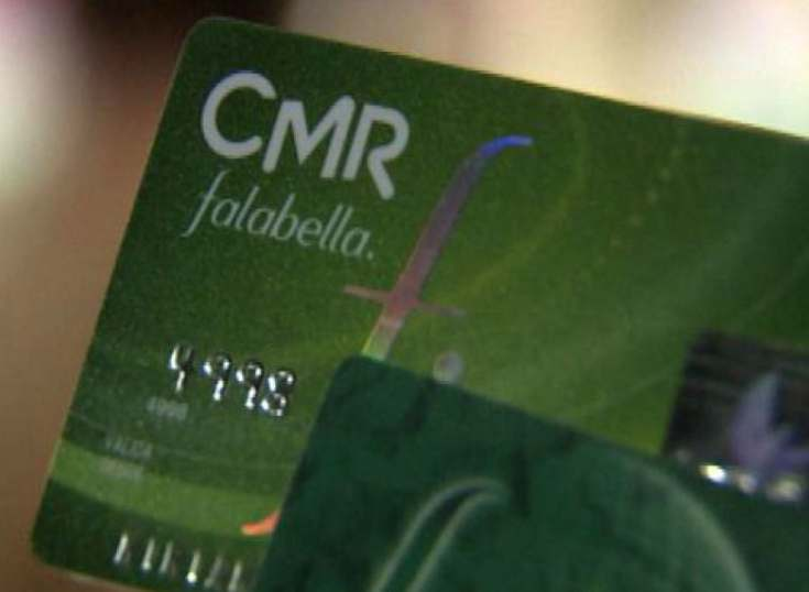 El Banco Columbia se quedó con la tarjeta CMR de Falabella