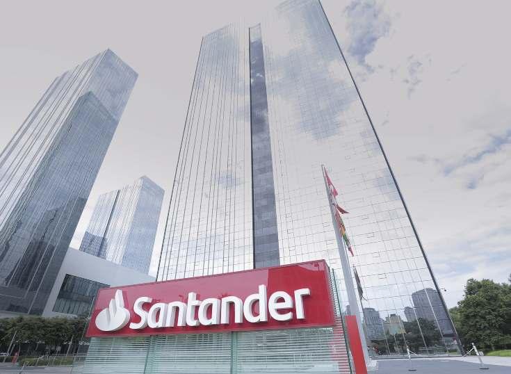 Brasil: Santander ya ofrece transferencias a través de WhatsApp
